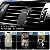 fonken official Magnetic Car Phone Holder  for iPhone 11 Pro Huawei Samsung  Xiaomi Car Mobile Holder