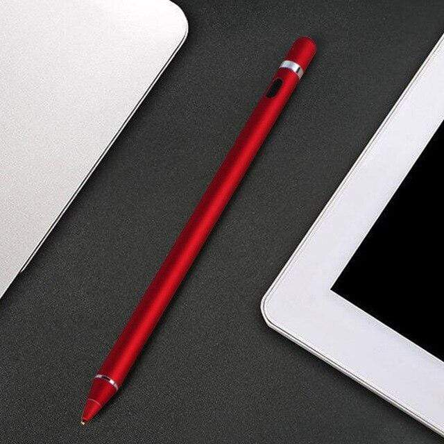 fonken official Red Stylus / China Active Stylus For Drawing Tablet Touch Pen