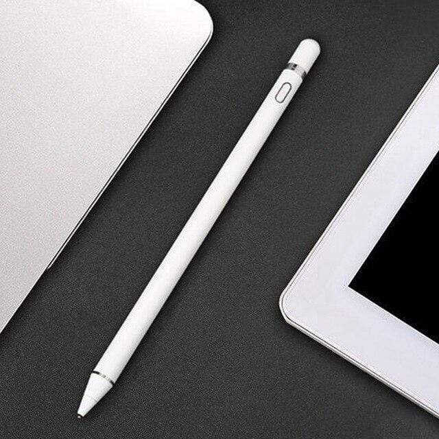 fonken official White Stylus / China Active Stylus For Drawing Tablet Touch Pen