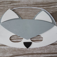 Artic Fox Dress-Up Mask