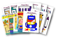 Printable Back to School Activity Pack