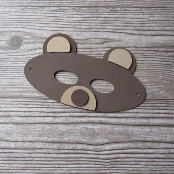 Bear Dress-up Mask