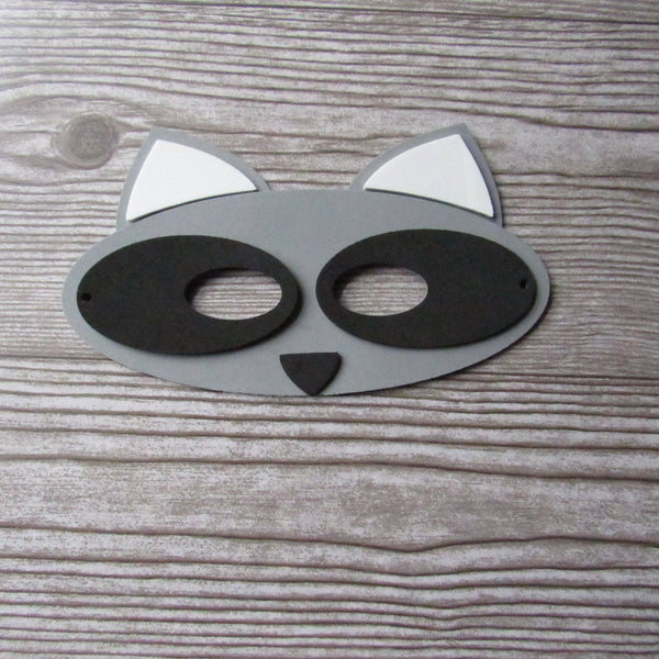 Raccoon Dress-up Mask