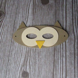 Owl Dress-up Mask
