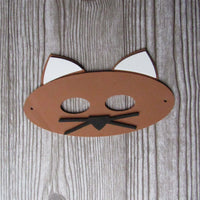Cat Dress-up Mask