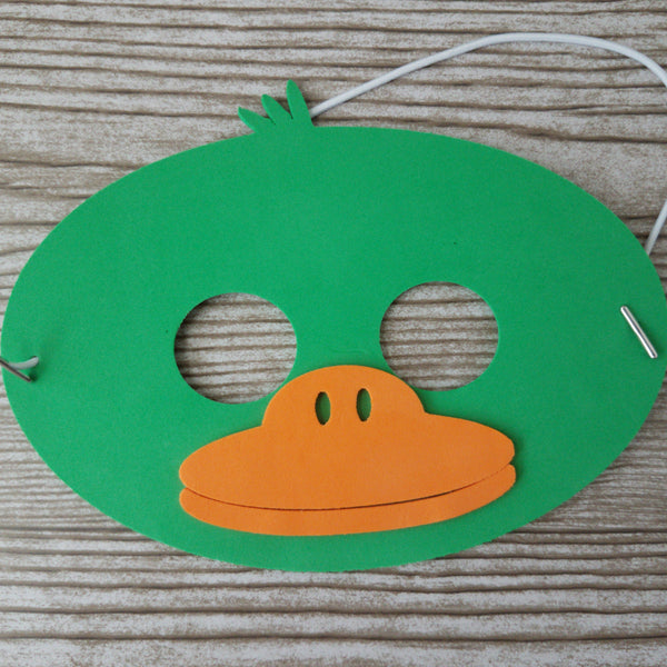 Duck dress-up mask