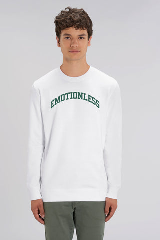 SWEATER COLLEGE LOGO