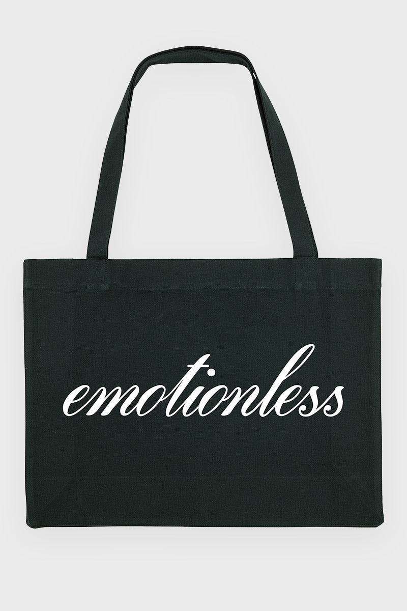 NOT EVEN THIS BAG CAN CARRY MY FEELINGS