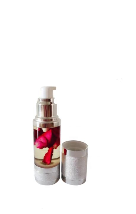 Yoni Rose Oil Silver - Augere Cosmetics