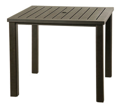SHERWOOD 44 SQ CENTER HEIGHT TABLE