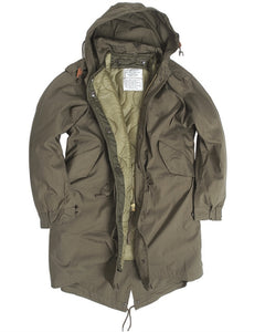US M51 Shell Parka with liner