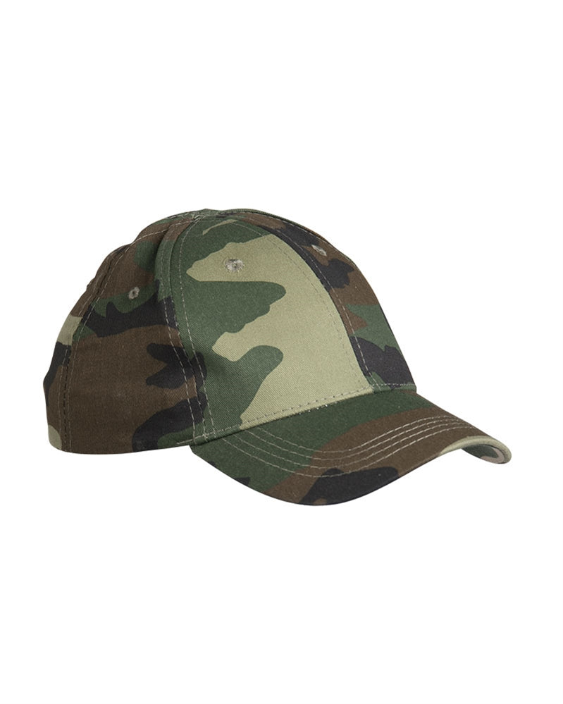 US Woodland Kids Baseball Cap