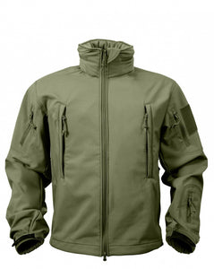 US Special Ops Tactical Soft Shell Jacket