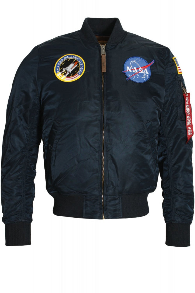 Alpha MA-1 NASA rep.blue