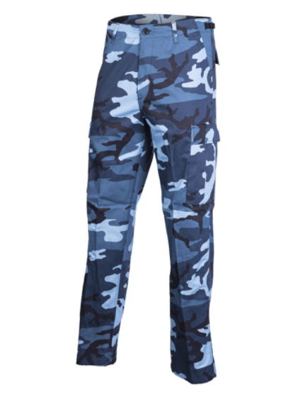 MIL-TEC® Sky Blue Ranger Field Pants