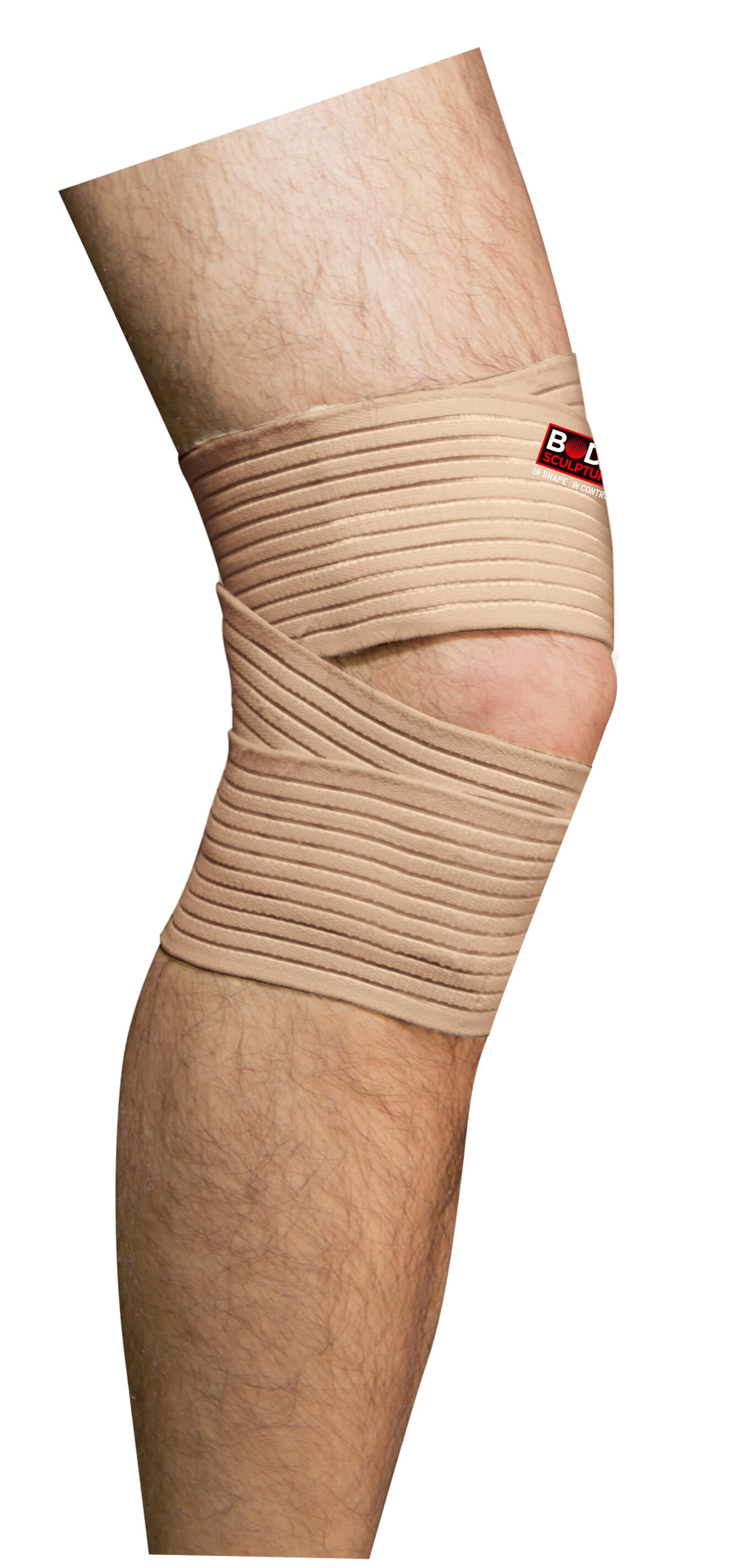 Elastic Knee Brace Bandage Support