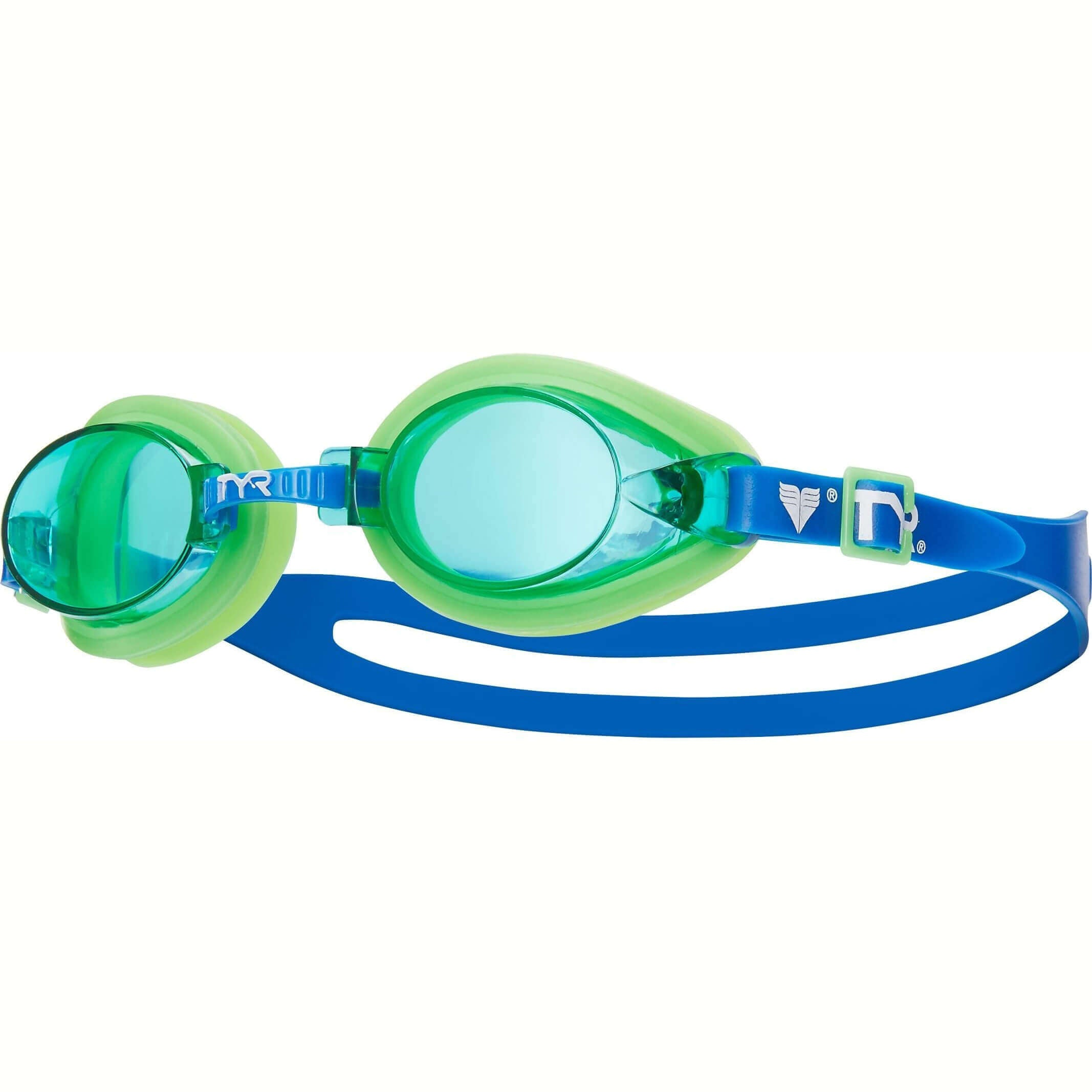 TYR Kids' Qualifier Goggles