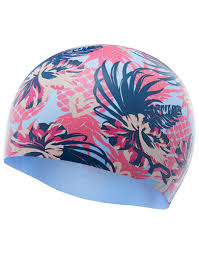 Pineapple Punch Swim Cap