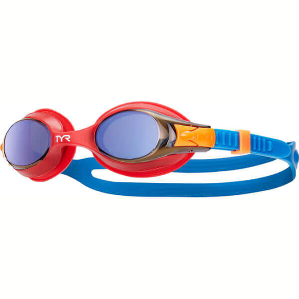 TYR Kid's Swimple Mirrored Goggles