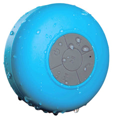 AQUA - SPLASHPROOF Bluetooth Speaker with Microphone