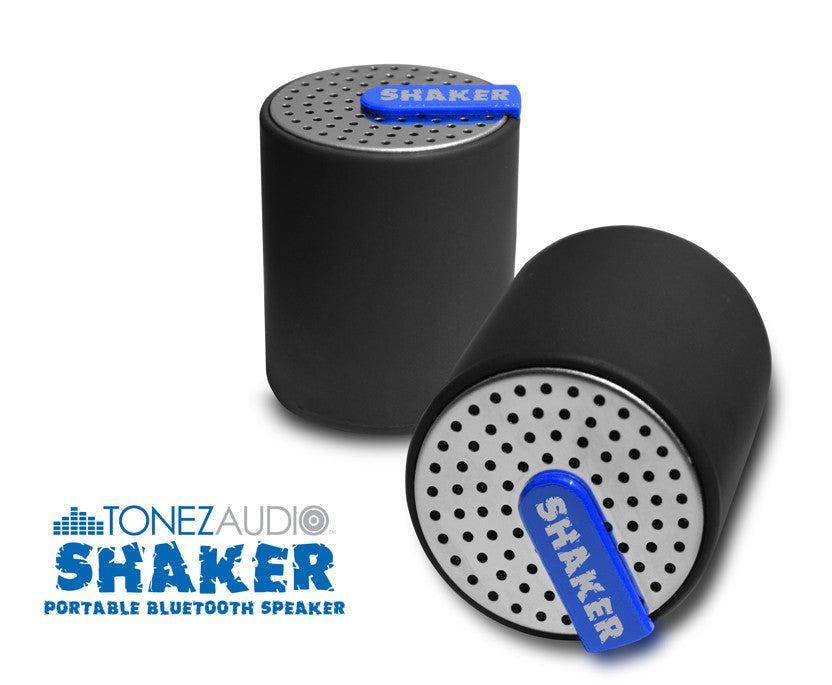 SHAKER Bluetooth, Wireless Portable Speaker