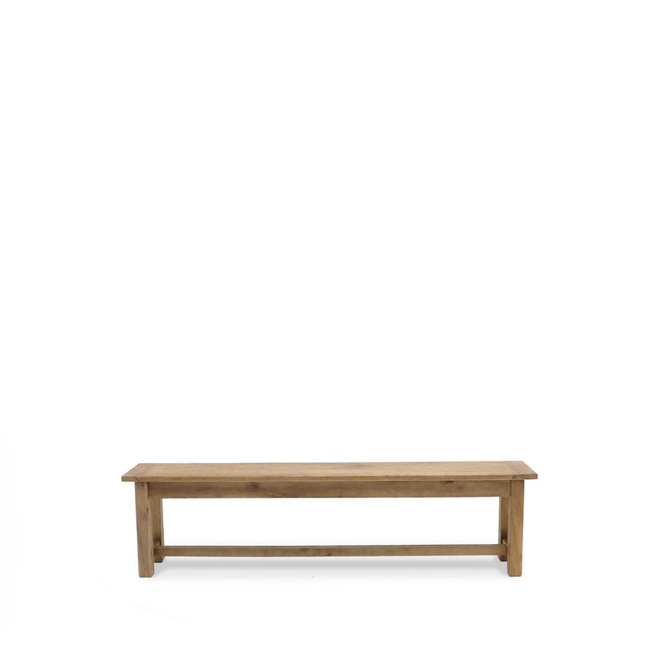 Farmhouse Bench 160CM