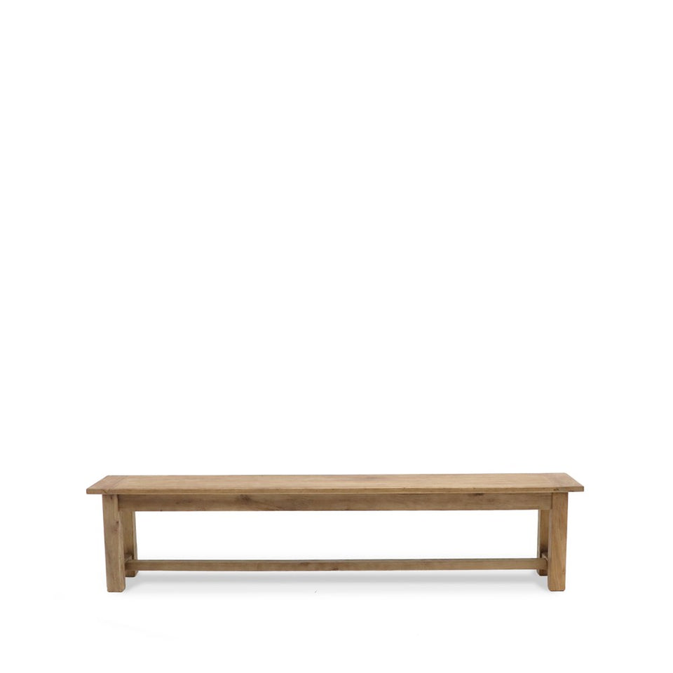 Farmhouse Bench 210CM