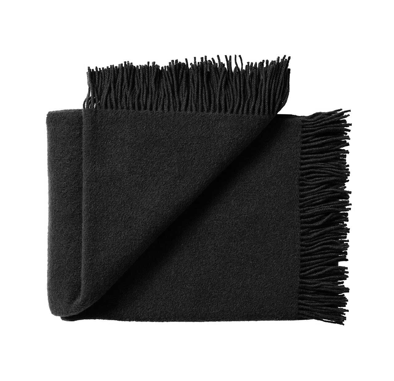 Nevis Throw - Black