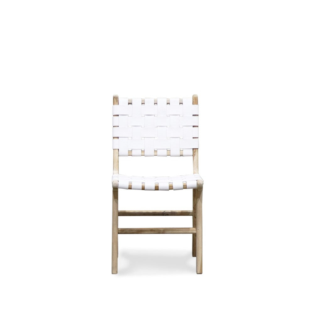 Hayes Dining Chair White