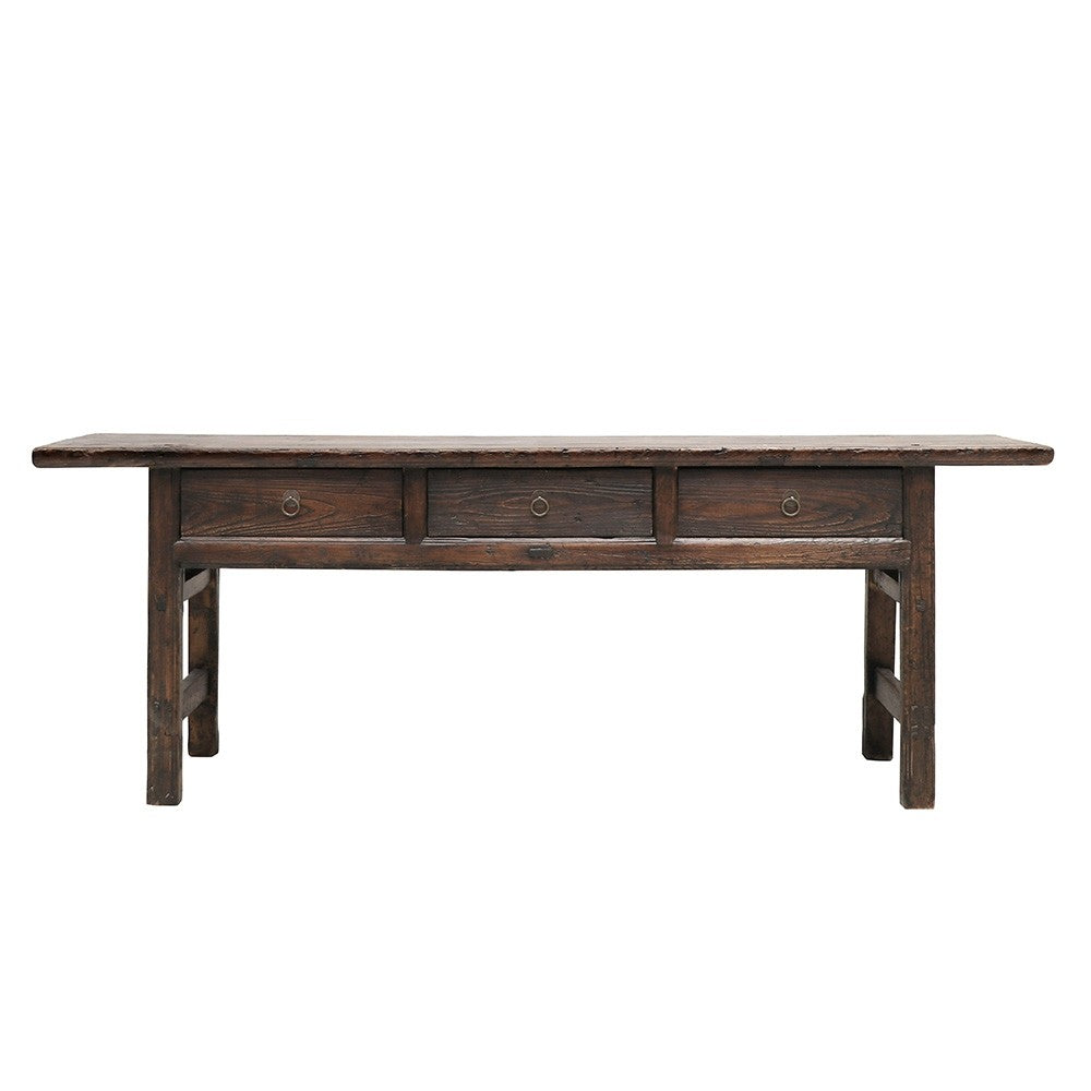 Original Butchers Table, Dark