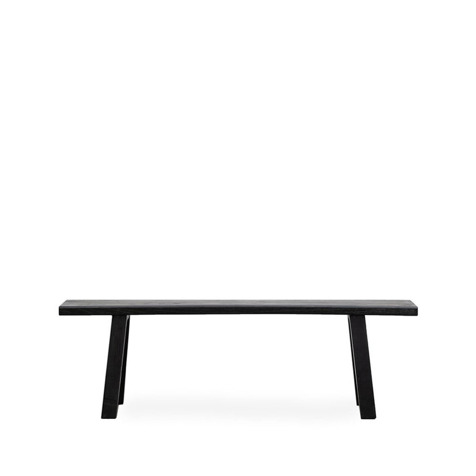 Parq Bench Long - Black