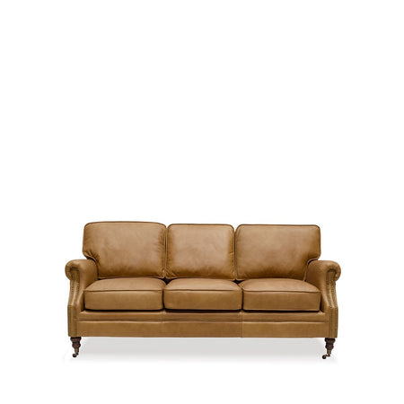 Brunswick Sofa 3 Seater Camel
