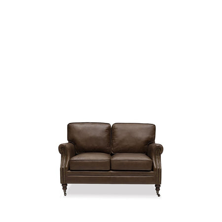 Brunswick Sofa 2 Seater Nutmeg
