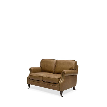 Brunswick Sofa 2 Seater Chestnut