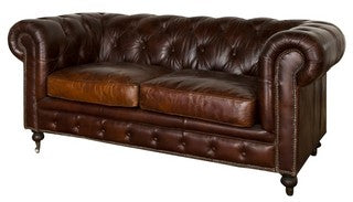 HAMPTON COURT 2 SEATER VINTAGE CIGAR