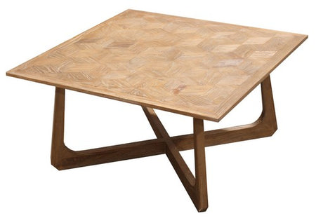 MILAN COFFEE TABLE - ELM / NATURAL
