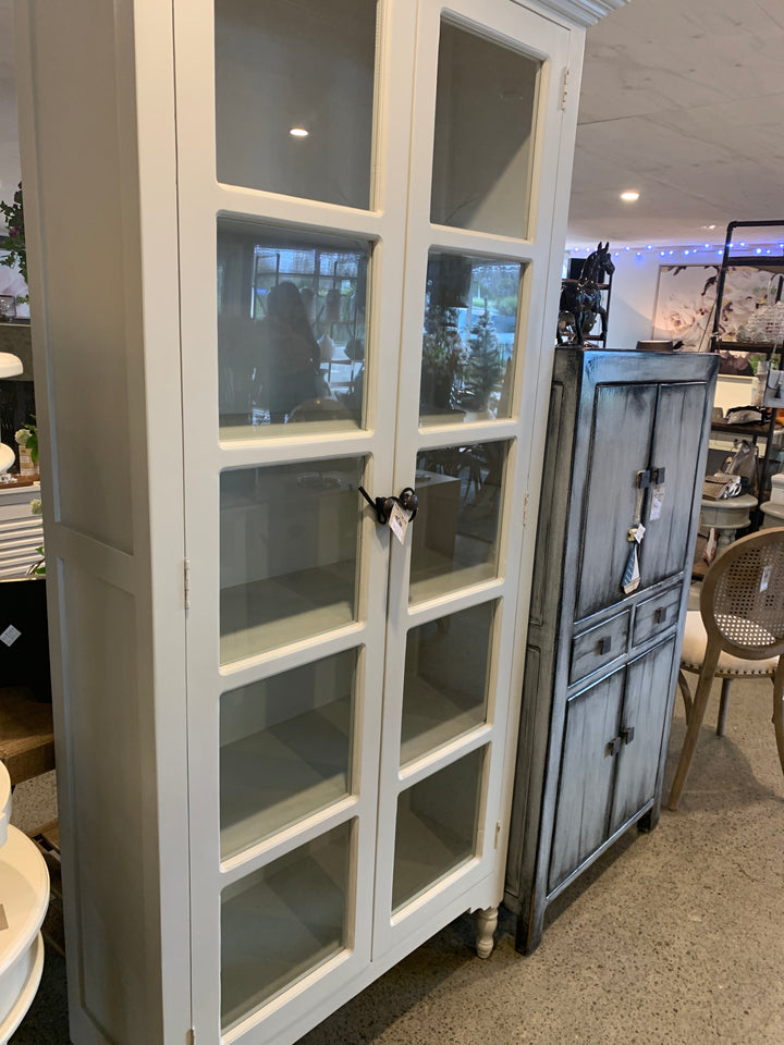 Lakehouse Glass Display Cabinet