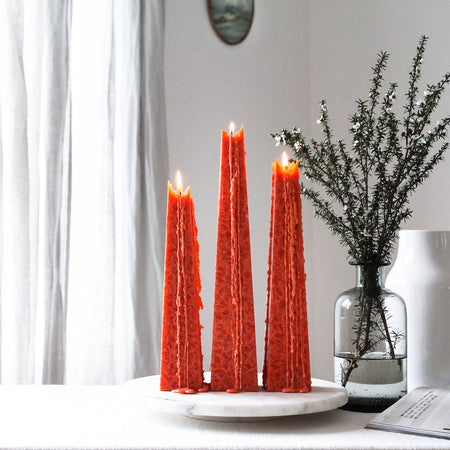 Icicle Candles - Pohutukawa