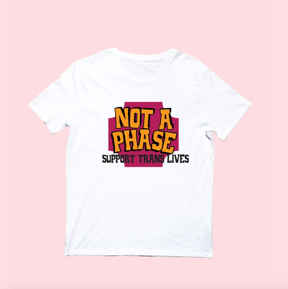 ORIGINAL NOT A PHASE TEE