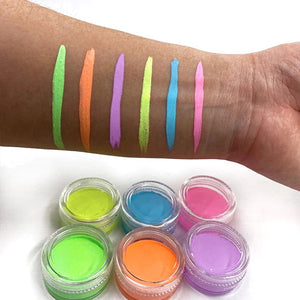 """ Ice Pop"" UV Pastel Cake Liner (10g)"