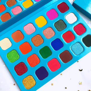 Treasure Island Eyeshadow Palette