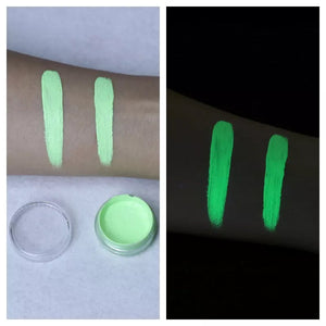 """Lime Cream"" UV Pastel Cake Liner (10g)"
