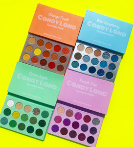 Candy Land Collection - 4 Palette Bundle