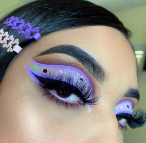 """Purple pop"" UV Pastel Cake Liner (10g)"