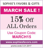 March Sale!
