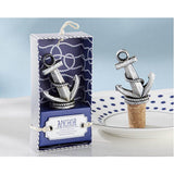 Featured: Nautical Anchor Bottle Stopper Favors