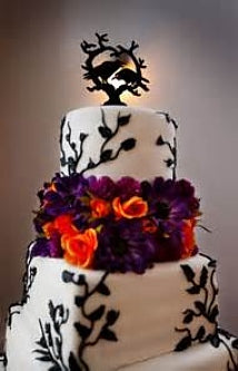 halloween wedding cakes halloween wedding ideasfall weddingshalloween party - Halloween Wedding Cakes Pictures