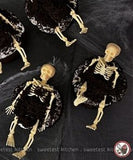 skeleton halloween ideas,halloween party food,halloween desserts