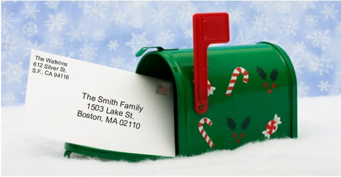 christmas letter writing ideas