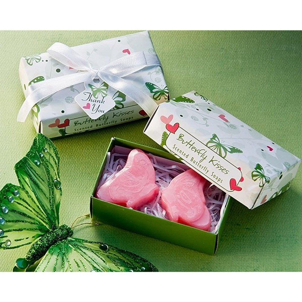 Butterfly Kisses Scented Soaps - Sophie's Favors and Gifts